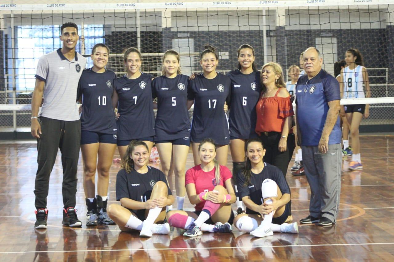 d97b755563 Remo vence o Paysandu no clássico do Parazão feminino de Vôlei